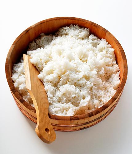 Cómo preparar el arroz para Sushi