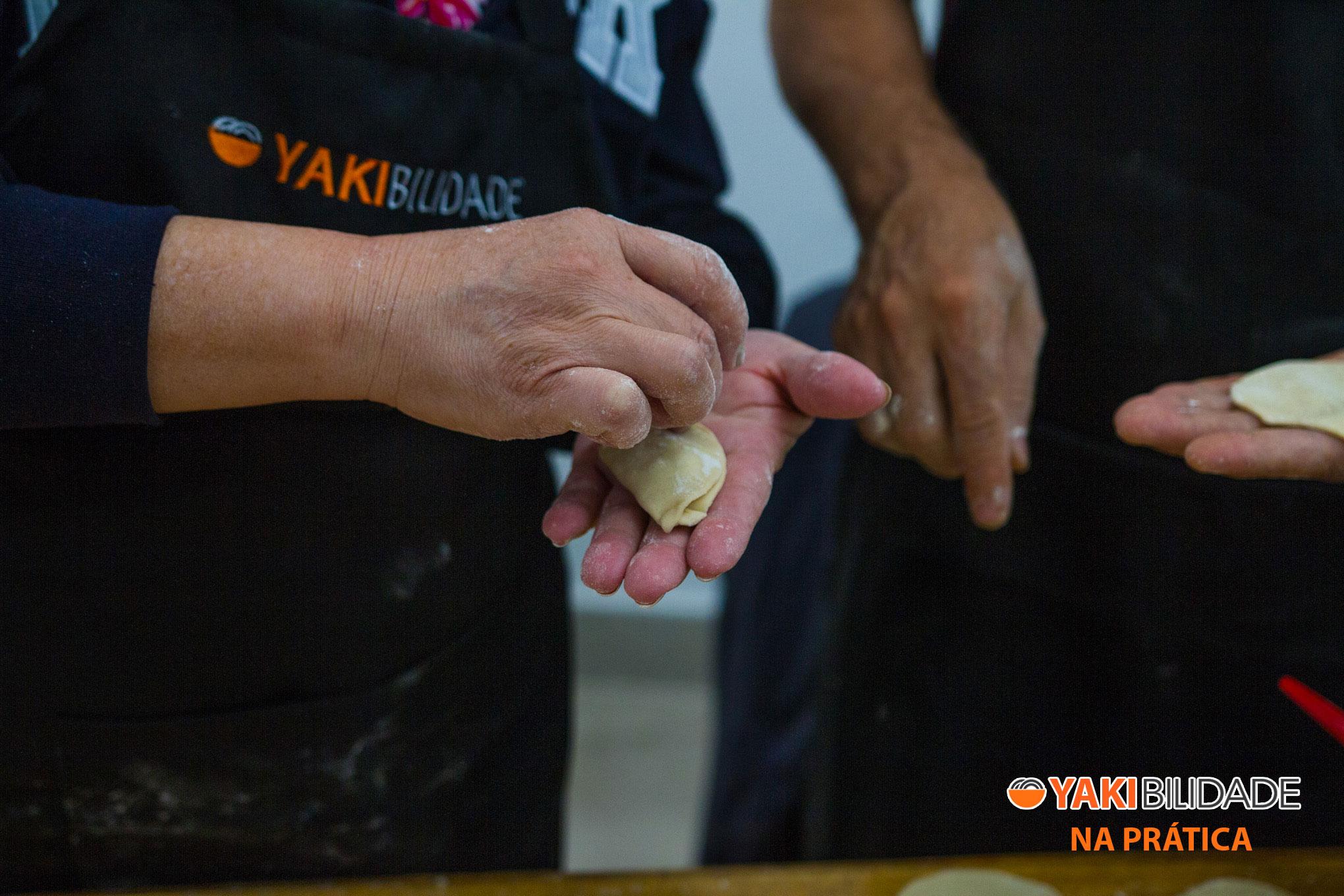 Turma 01 - Curso de Culinária Japonesa Yakibilidade na Prática 03