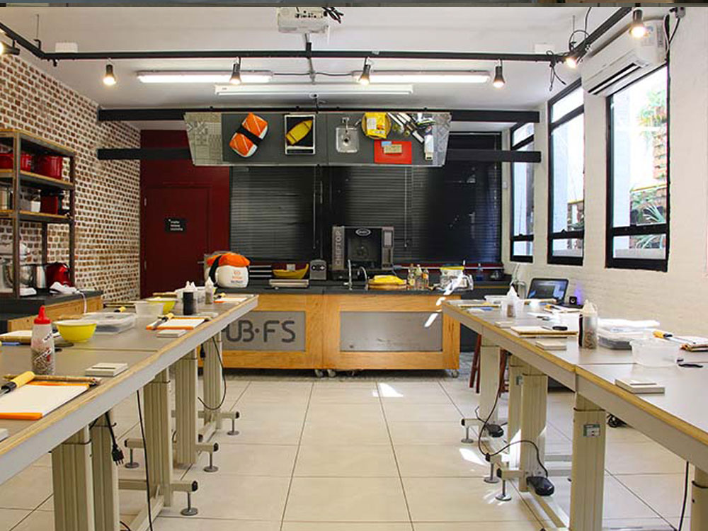 Cozinha HUB FS