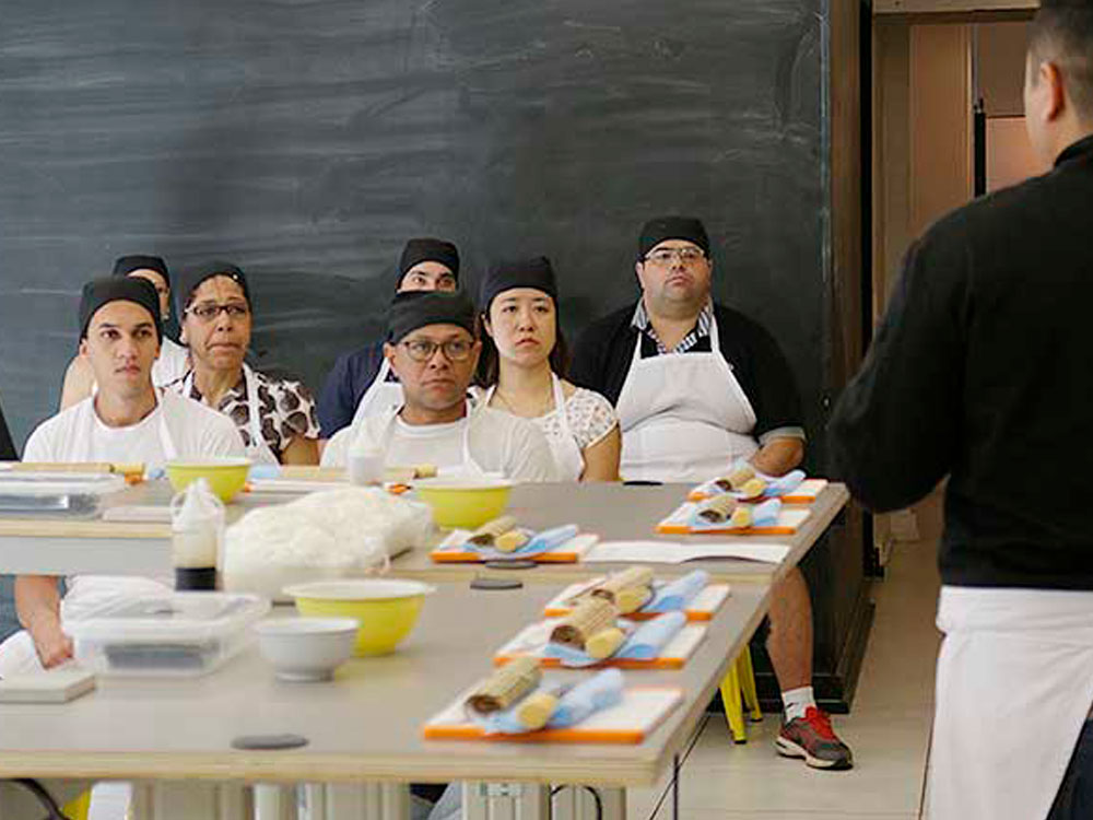 Cozinha Bunkyo - Curso de Culinária Japonesa Yakibilidade na Prática 03