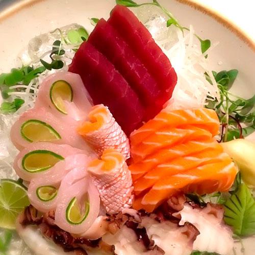 Sashimi Especial - Curso de Poke e Ceviche